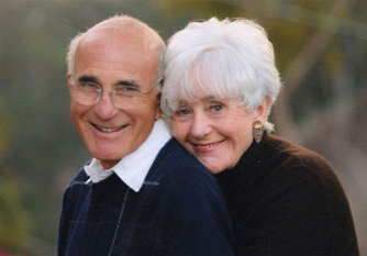 Joseph Fisch and Joyce Axelrod
