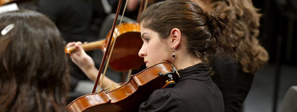 Orchestra Violinist
