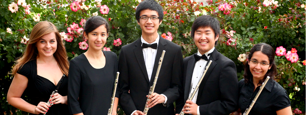 Bands & Orchestra flute students