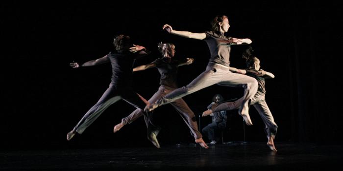 University Dance Company Dancers